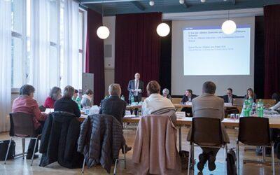 Diakonie Schweiz: Plenarversammlung vom 11. Mai abgesagt