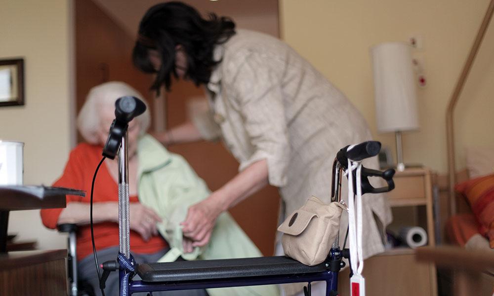 """""""Care-Arbeit darf nicht zu Altersarmut führen"""""""