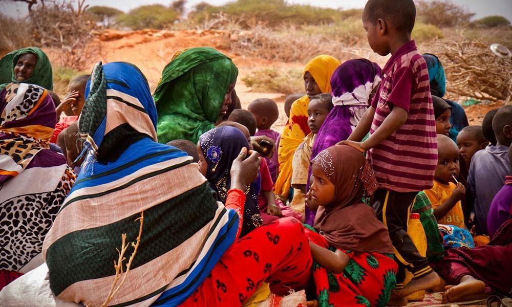 AT: Diakonie zum Tag der humanitären Hilfe: Menschen in Ostafrika nicht im Stich lassen