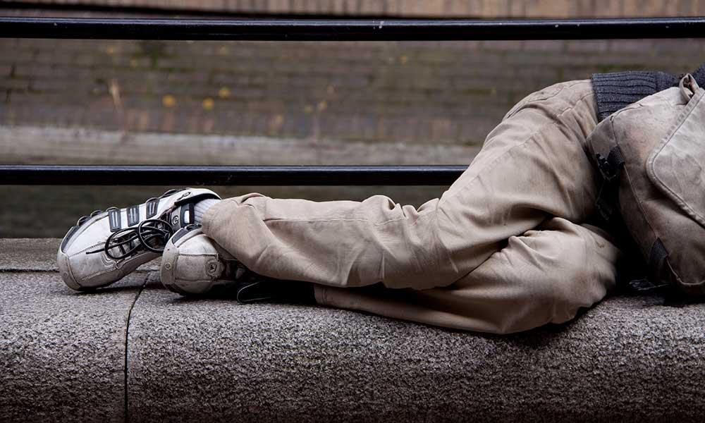 D: Welthospiztag: Obdachlose sterben oft einsam und medizinisch unversorgt