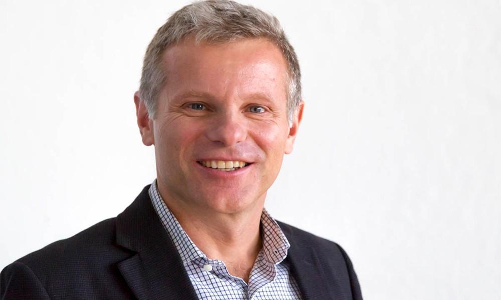 Beat Maurer ist Präsident der Diakonie Schweiz