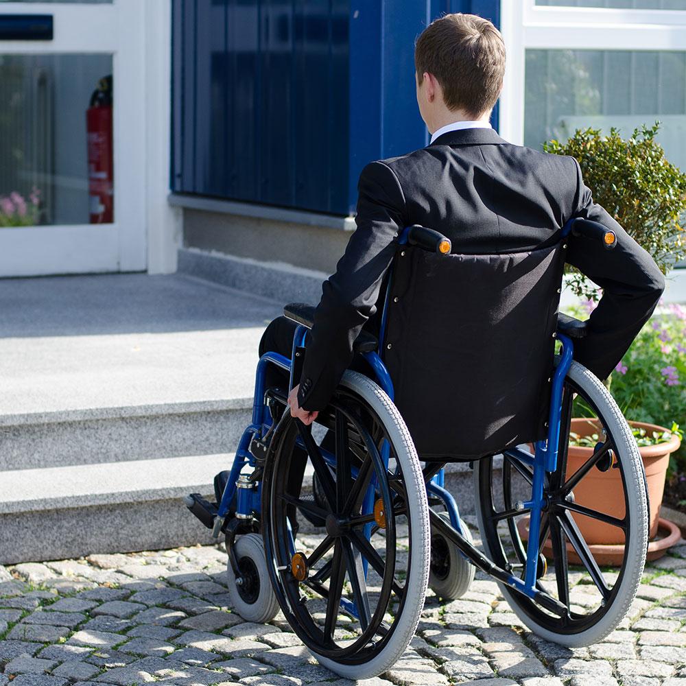 Gleichstellung von Menschen mit Behinderungen im Arbeitsleben in der Schweiz