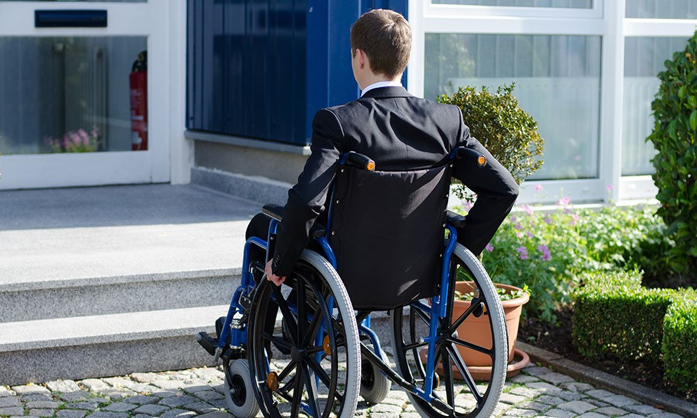 """""""Menschen mit Behinderungen sind genauso potenzielle Arbeitnehmer"""""""