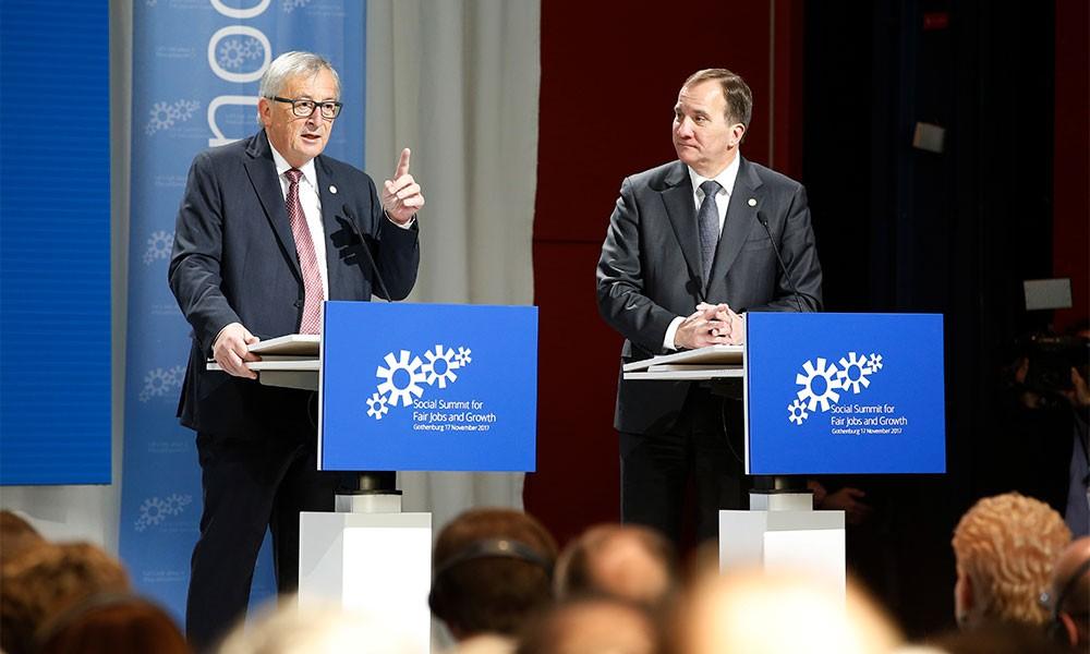 EUR: Europäischer Sozialgipfel 2017: faire Arbeitsplätze und inkusives Wachstum