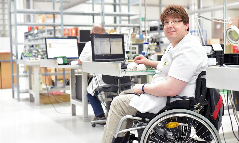 Ein Viertel der Menschen mit Behinderungen werden am Arbeitsplatz diskriminiert