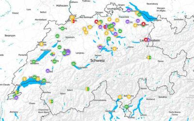 CH: Palliative.ch entwickelt schweizweite Palliative-Care-Übersicht