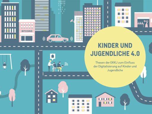 Material: Thesen für eine kinderfreundliche Digitalisierung 4.0
