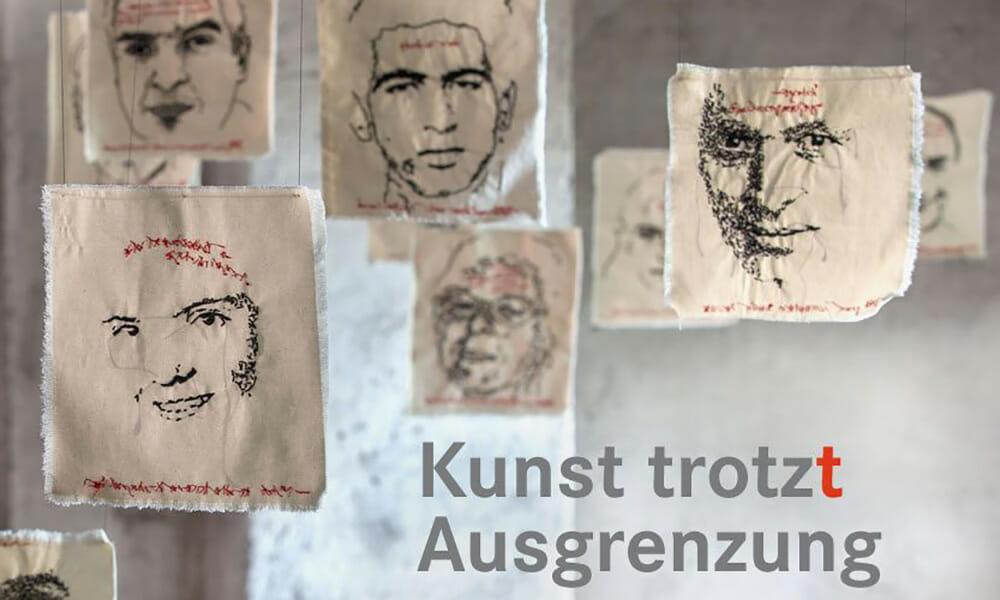 """D: """"Kunst trotz(t) Ausgrenzung"""" – Ausstellung gegen Rechtspopulismus"""