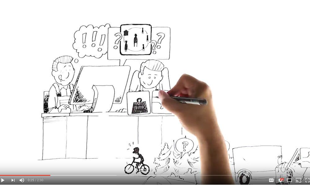 Ein Online-Tool verspricht mehr Work-Life-Balance