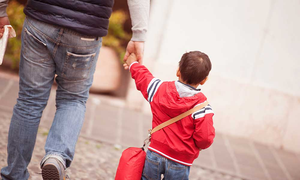 Vier Wochen Vaterschaftsurlaub in Neuenburg
