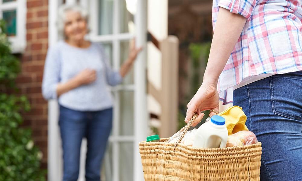 Wenn Nachbarn Nachbarn helfen