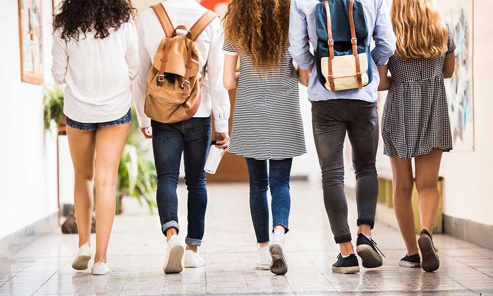 Jugendliche: Mehr zu Fuss, weniger auf dem Velo