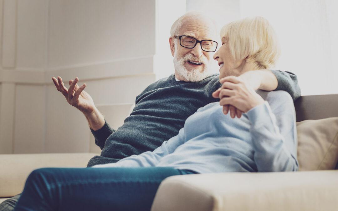 Fast alle wollen Anrecht auf gute Betreuung im Alter