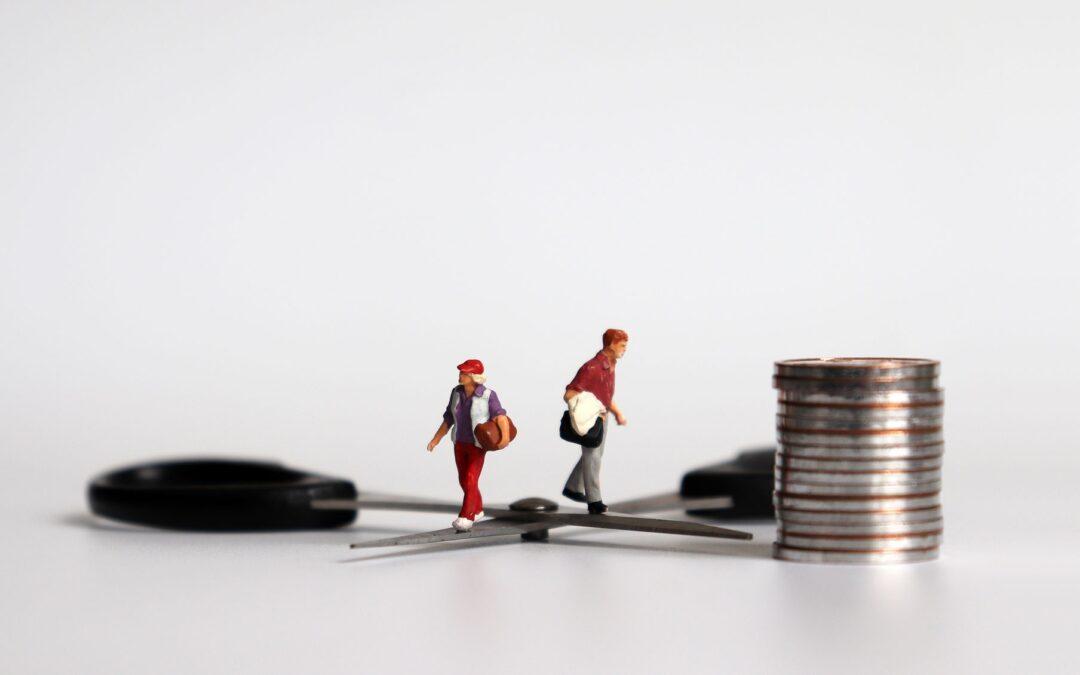 Der Lohnunterschied zwischen Frauen und Männern nimmt weiter zu