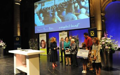 Inklusives Gemeindeprojekt erhält österreichischen Diakoniepreis