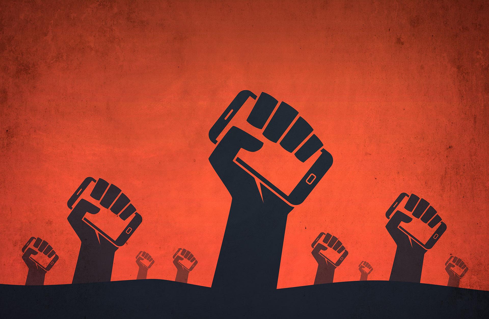 Wir gegen die anderen