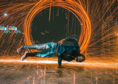 Projekt: Breakdance mit boyzaround