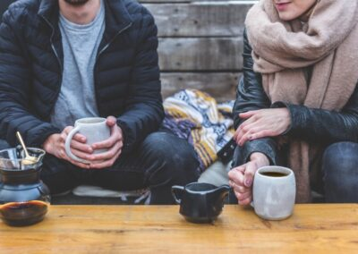 Projekt: Café Wortschatz