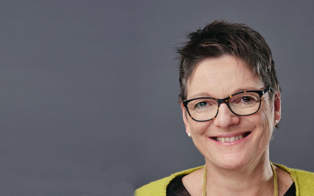 Barbara Hirsbrunner neu Stiftungsrätin von Brot für alle