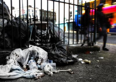 Projekt: Müllperformance